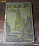 MAPA 20 CARTI POSTALE INTERBELICE DE COLECTIE -STRASBOURG FRANTA CATEDRALA, Necirculata, Printata
