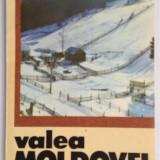 C. Brandus, C. Grasu - Valea Moldovei - Carte Geografie