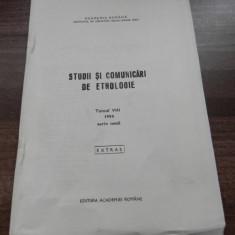 ALEXANDRU DOBRE - ION MUSLEA, FOLCLORISTUL OFICIAL AL ACADEMIEI ROMANE extras - Carte folclor