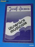 IOSIF SAVA - ITINERARE MUZICALE. Insemnari din perioada 11 iunie 1990 - 20 noiembrie 1991 (00283