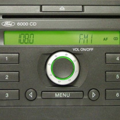 Decodare Cod Radio CD Ford