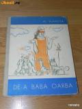 ALEXANDRU VLAHUTA - DE-A BABA OARBA, Alta editura