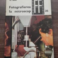 GHEORGHE MOHAN - FOTOGRAFIEREA LA MICROSCOP. COLECTIA FOTO-FILM NR 35 - Carte Fotografie