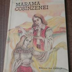 ANGELA DUMITRESCU-BEGU - MARAMA COSANZENEI (7654 - Carte Basme