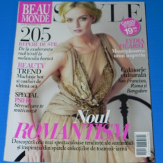 REVISTA BEAU MONDE STYLE - NR 9 / 2012 (00636 - Revista femei