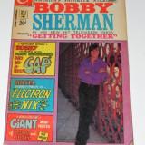 CHARLTON COMICS - BOBBY SHERMAN NR 3/1972. BENZI DESENATE - Reviste benzi desenate