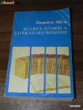 DUMITRU MICU - SCURTA ISTORIE A LITERATURII ROMANE VOL 2 - PERIOADA INTERBELICA, Alta editura