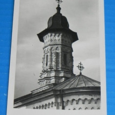 Carte postala VECHE TURLA MANASTIREI DRAGOMIRNA arhitect alex petit . necirculata. judetul SUCEAVA (v027 - Carte Postala Bucovina dupa 1918