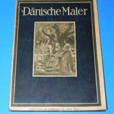 DANISCHE MALER - ALBUM PICTURA DANEZA 1924 - Album Arta