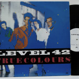 Level 42 - True Colours (1984, Polydor) Disc vinil album original