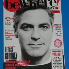 REVISTA BE WHERE 2012 NR 5 (01010 - Revista culturale