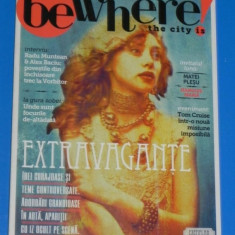 REVISTA BE WHERE 2012 NR 4 (01009 - Revista culturale