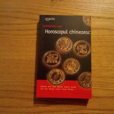 HOROSCOPUL CHINEZESC - Theodora Lau - 2007,  465 p.