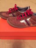 Pantofi Tino piele superbi, 32-33, Baieti, Camel, H&M