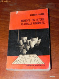 NICOLAE BARBU - MOMENTE DIN ISTORIA TEATRULUI ROMANESC, Alta editura