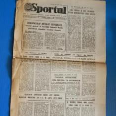 ZIARUL SPORTUL 28 MAI 1988 (01052