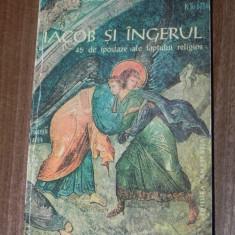 TEODOR BACONSKY - IACOB SI INGERUL. 45 DE IPOSTAZE ALE FAPTULUI RELIGIOS - Carti Crestinism
