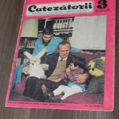 REVISTA CUTEZATORII 1969 - NR 3