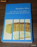 DUMITRU MICU - SCURTA ISTORIE A LITERATURII ROMANE. VOL 2. PERIOADA INTERBELICA, Alta editura