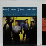 Level 42 - Standing In The Light (1983, Polydor) Disc vinil album original