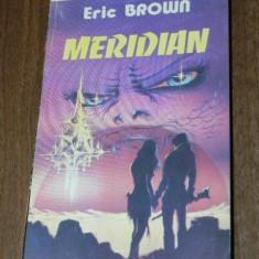 ERIC BROWN - MERIDIAN. SF 76688 - Carte SF