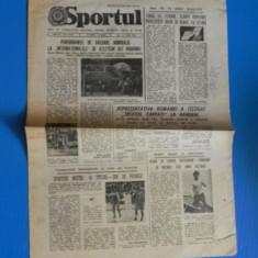 ZIARUL SPORTUL 11 IUNIE 1984 - (01062