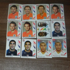 LOT 12 STICKERE PANINI - WORLD CUP 2006 - GERMANY - Cartonas de colectie