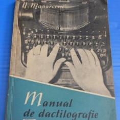 N MARCOVICI - MANUAL DE DACTILOGRAFIE (00758