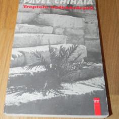 PAVEL CHIHAIA - TREPTELE NEDESAVARSIRII. EDITIA A 2-A, REVAZUTA - Filosofie