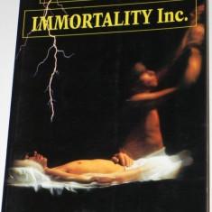 ROBERT SHECKLEY - IMMORTALITY INC (87585 - Carte SF