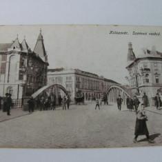 Carte postala Cluj- Napoca Kolozsvar Szamosi Vashid