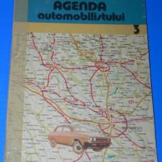AGENDA AUTOMOBILISTULUI VOL 3 EDITURA TEHNICA