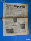 ZIARUL SPORTUL 9 IUNIE 1984 - SPECIAL TRICOLORII INAINTEA STARTULUI EURO 1984 (01061