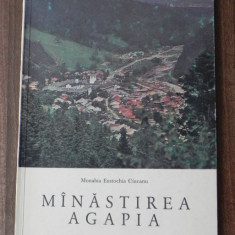 Monahia Eustochia Ciucanu - MANASTIREA AGAPIA - Carte Arhitectura