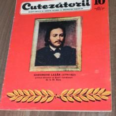 REVISTA CUTEZATORII 1968 - NR 10