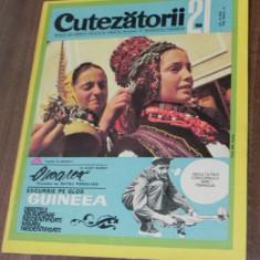 REVISTA CUTEZATORII 1969 - NR 21