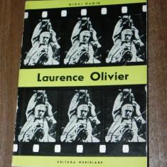 MIHAI NADIN - LAURENCE OLIVIER. AVENTURA IN UNIVERSUL LUI SHAKESPEARE - Carte Cinematografie