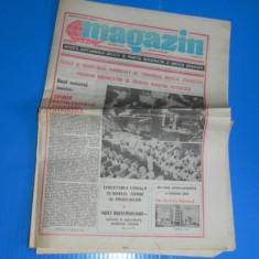 Ziarul REVISTA MAGAZIN 18 iunie 1988 judetul Bistrita Nasaud - viata stiintifico-tehnica (01081