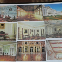 LOT 9 CARTI POSTALE PUSKIN ARTA RUSIA URSS. 1985 NECIRCULATE. ilustrate. vederi, Necirculata, Printata