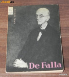 RADU GHECIU - DE FALLA, Alta editura