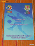 Program fotbal - ROMANIA - TARA GALILOR 9 SEPTEMBRIE 2008 c EUROPEAN UNDER 21