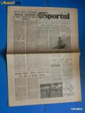 ZIARUL SPORTUL 11 IULIE 1988 - Corvinul Hunedoara la ora bilantului (01044