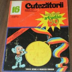 REVISTA CUTEZATORII 1972 - NR 16