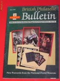 BRITISH PHILATELIC BULLETIN 1995. REVISTA FILATELIE