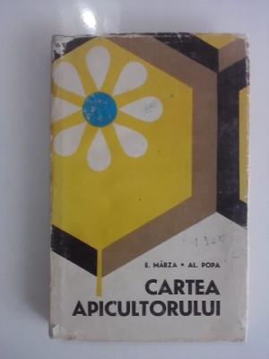 Cartea apicultorului - E. Marza, Al. Popa (stuparit)   / R6P1S foto