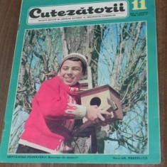 REVISTA CUTEZATORII 1968 - NR 11