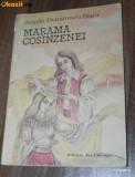 ANGELA DUMITRESCU-BEGU - MARAMA COSANZENEI