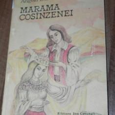 ANGELA DUMITRESCU-BEGU - MARAMA COSANZENEI - Carte Basme