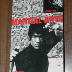 PTJ RANCE - MARTIAL ARTS VIRGIN FILM - ARTE MARTIALE IN FILME. carte in limba engleza - Carte Cinematografie
