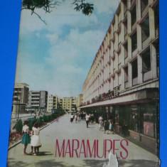 ALBUM FOTO - MARAMURES 1944-1964 - Carte Geografie